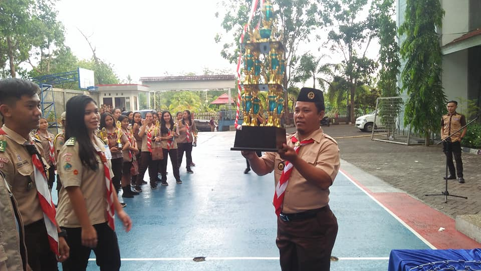 2nd Yadika Rover Scout Competition 2019